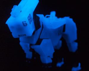 Scout Dog TSR-15 GID Blue